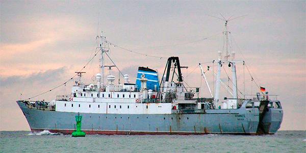 Hochseefischerei Rostock